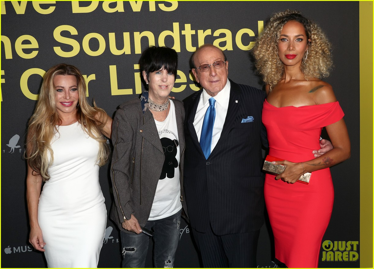 leona lewis dj khaled more celebrate clive davis at documentary premiere 033965381
