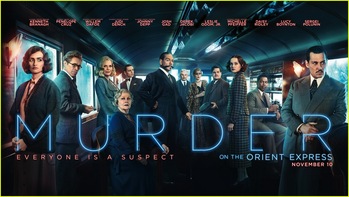 murder on the orient express poster3952444