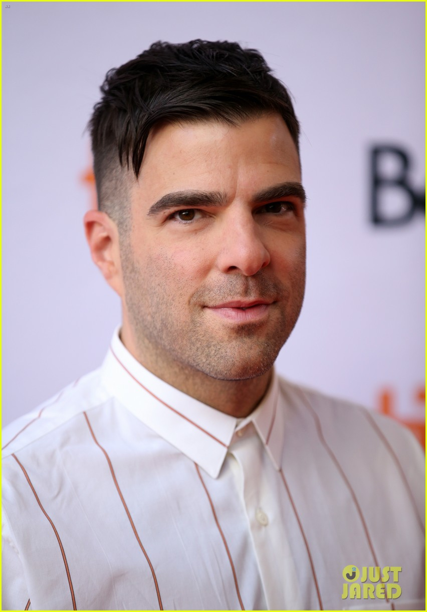 zachary quinto emma roberts premiere who are we now at tiff 043954402