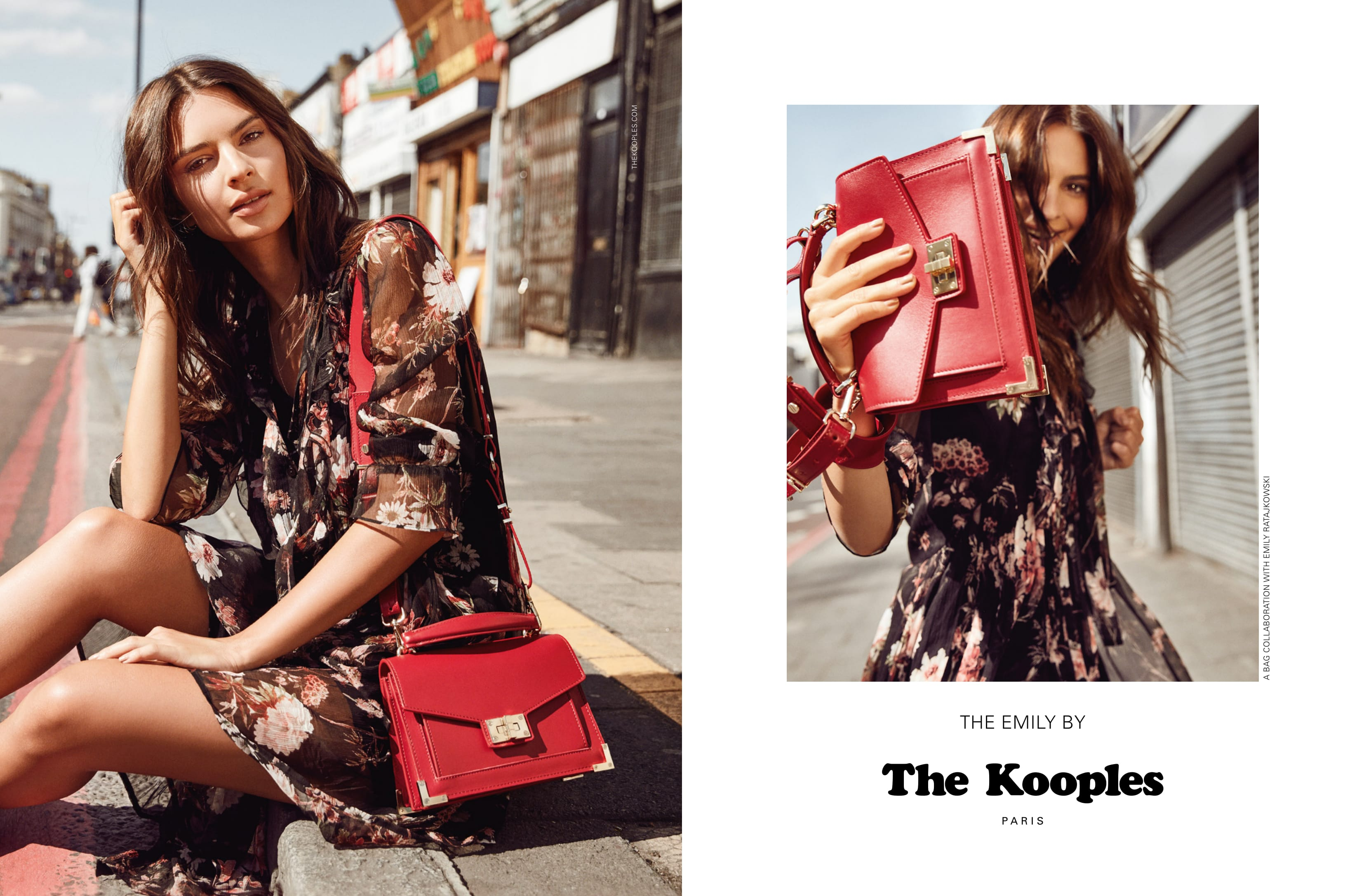 495bf0a0f83 Emily Ratajkowski Releases Her New Bag Design with The Kooples!: Photo  3961172 | Emily Ratajkowski, Fashion Pictures | Just Jared