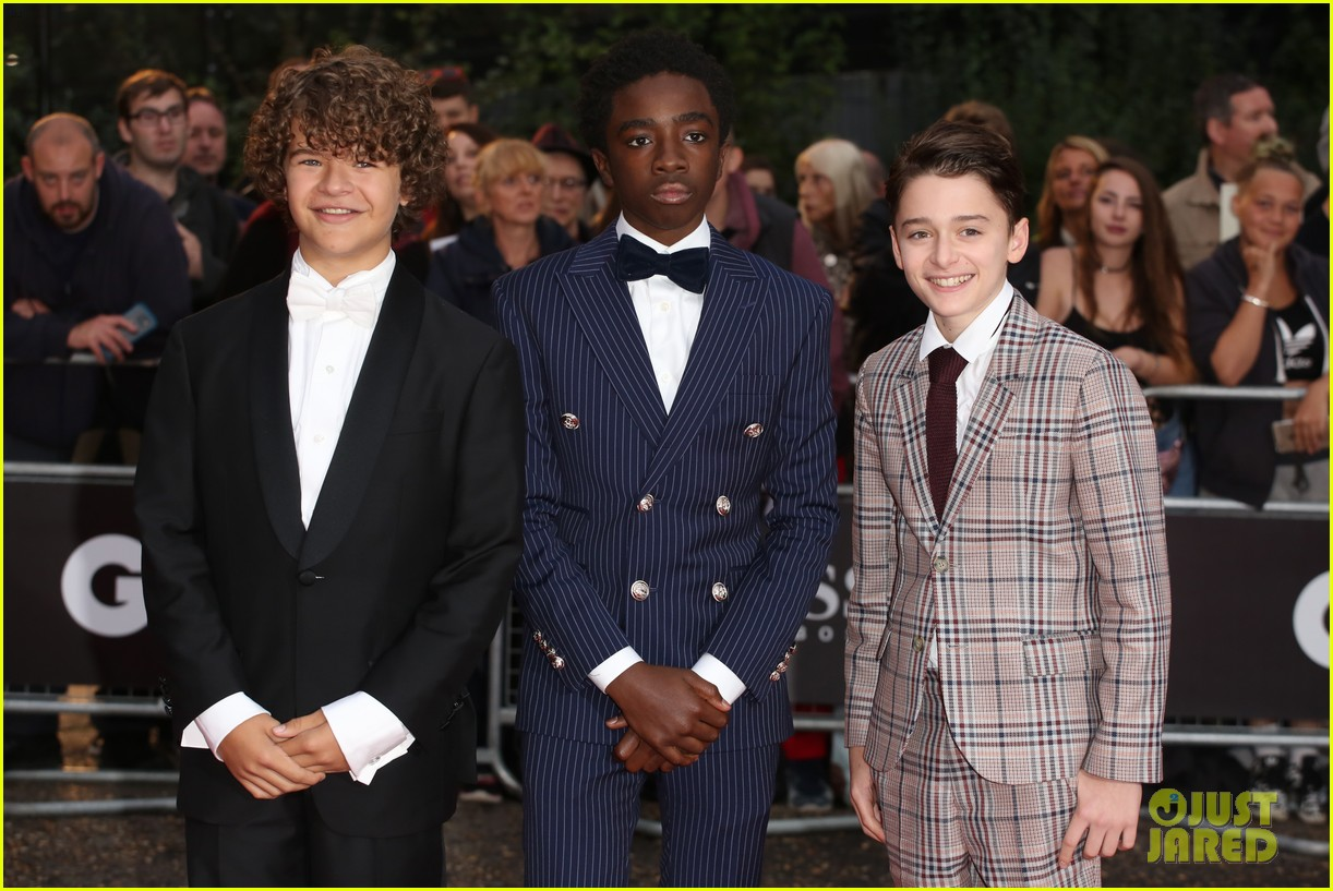 jaden smith joins the guys of stranger things at gq man of the year awards 053951159