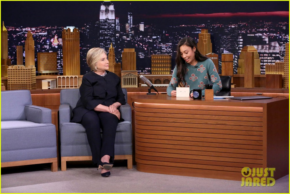 hillary clinton on tonight show i want our country to understand how resilient 063968476