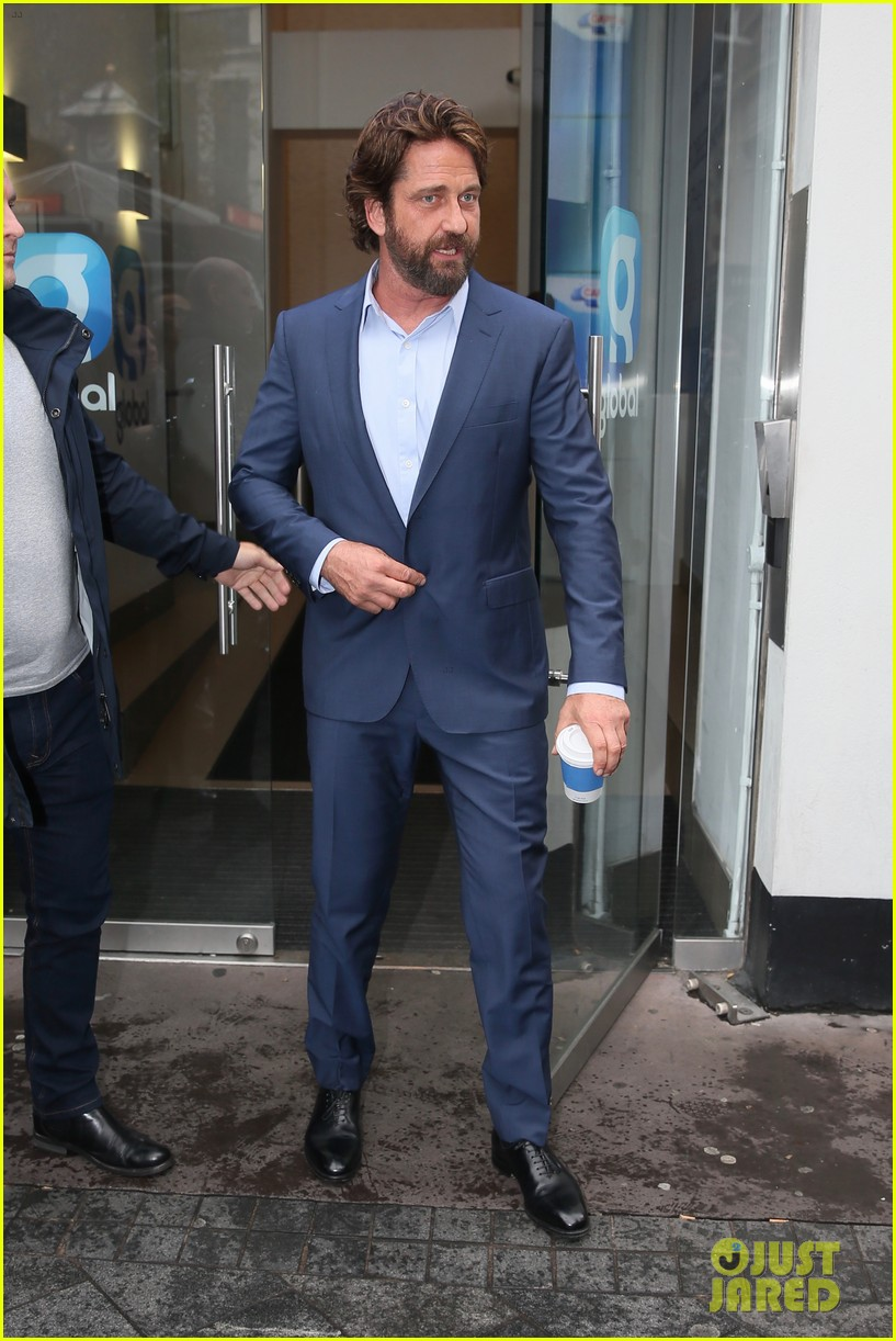 gerard butler capital radio london 183975095