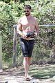 chris hemsworth goes shirtless at beach in australia 36