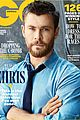 chris hemsworth looks steamy on the cover of gq australia 02