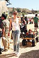 jaime king takes birthday boy james knight pumpkin picking 17
