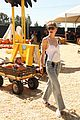 jaime king takes birthday boy james knight pumpkin picking 20