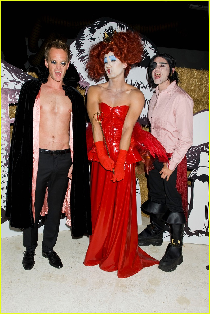 just jared halloween party 2012 463966853