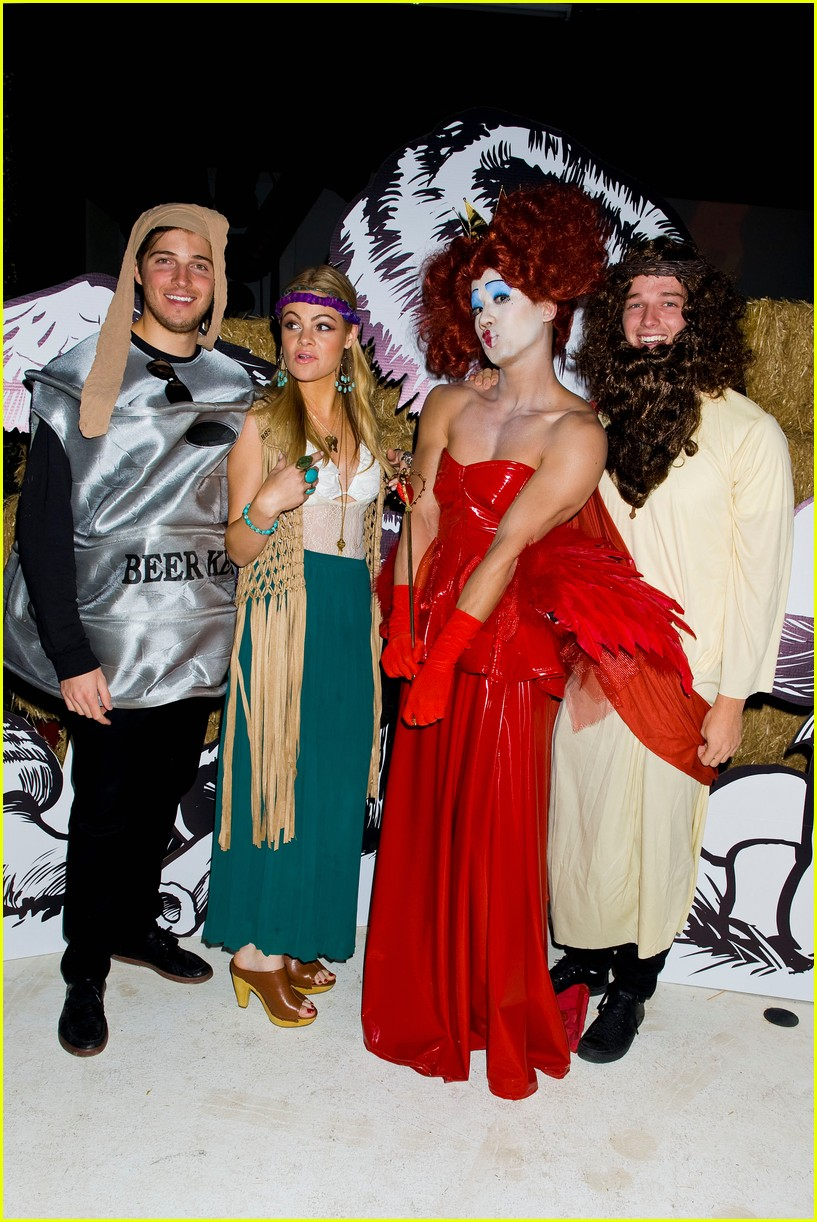 just jared halloween party 2012 483966855