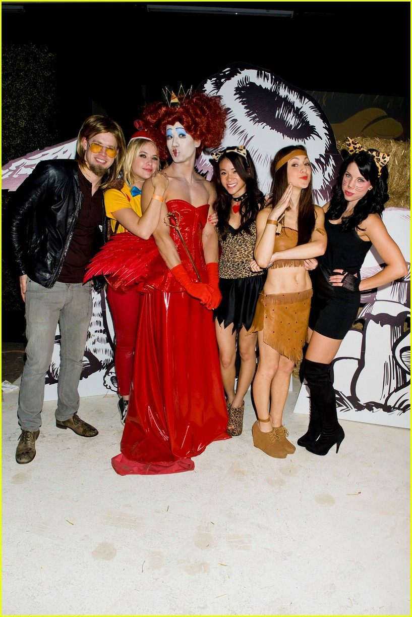 just jared halloween party 2012 513966858