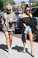 kim kourtney kardashian go shopping for baby essentials 05