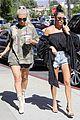 kim kourtney kardashian go shopping for baby essentials 21