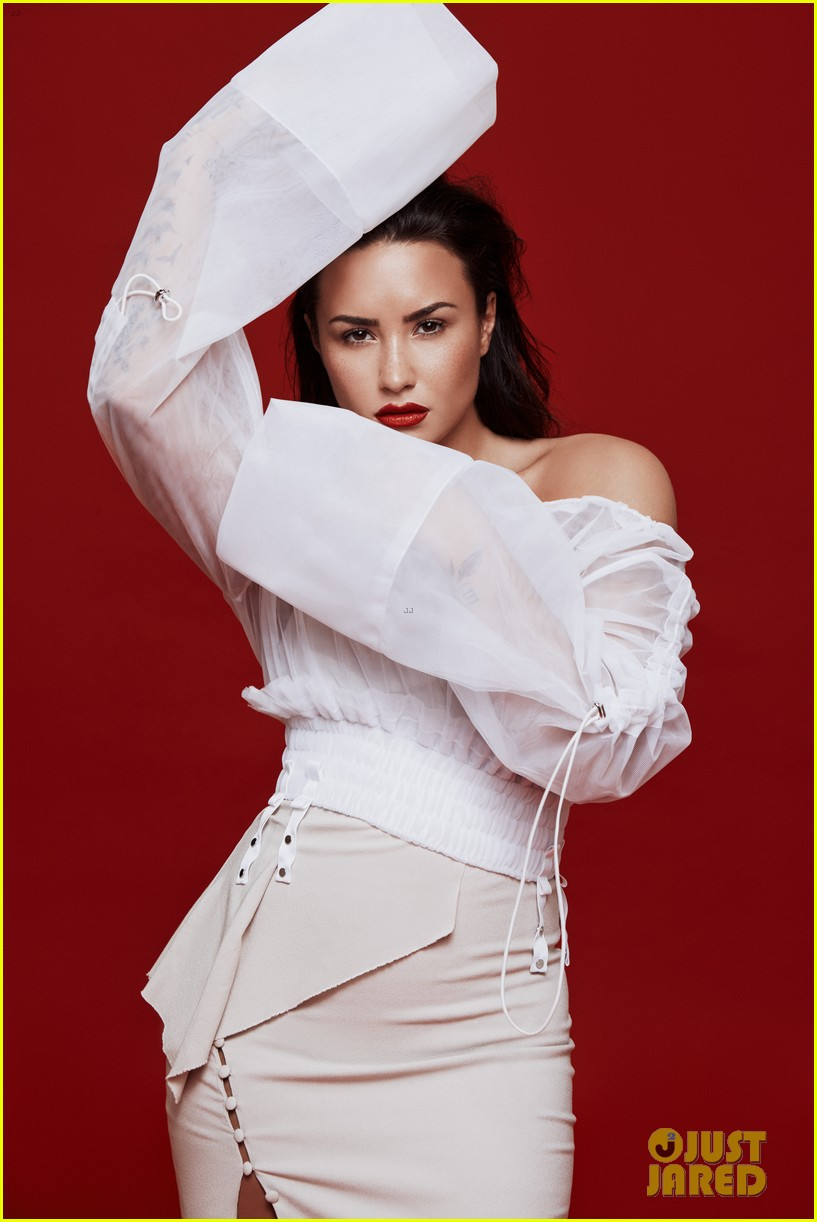 demi lovato tells notion mag she no longer has secrets that she has to hide 013967289