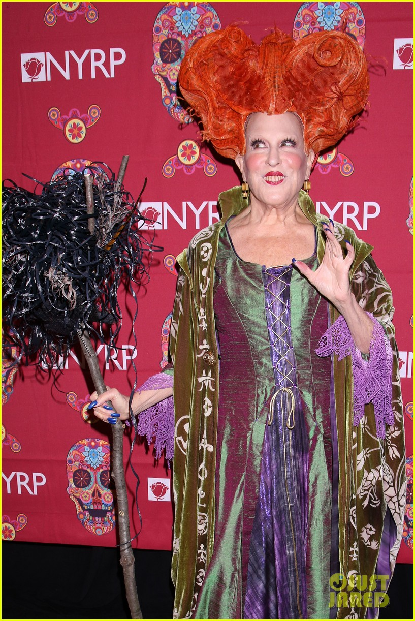 bette midlers hocus pocus halloween costume was one of the best ever - Oprah Winfrey Halloween Costume