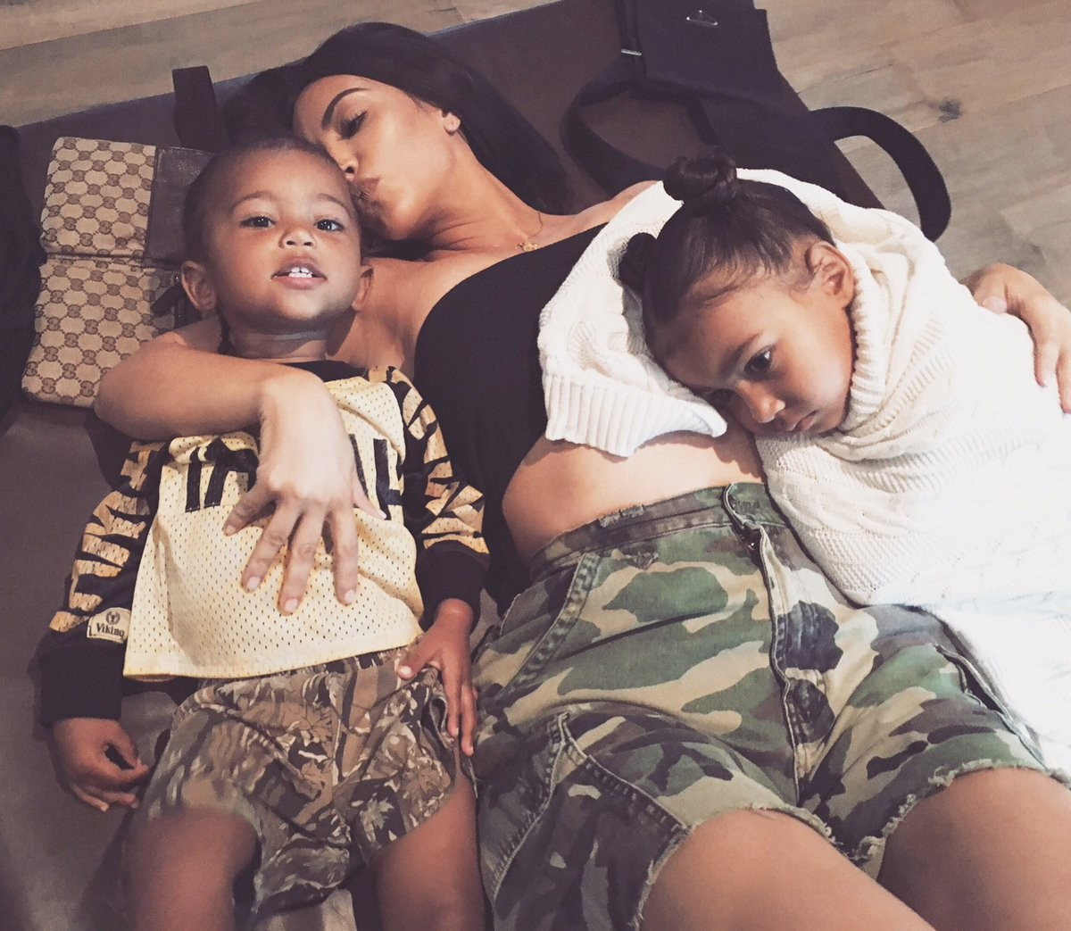 north west doesnt like saint west 053971093
