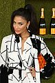 tracee ellis ross wears chic sun hatt for veuve clicquot polo classic 11