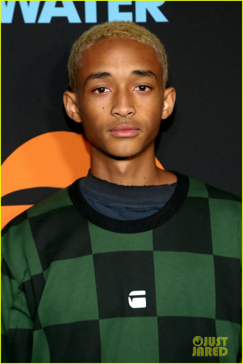 jada pinkett smith supports son jaden at umami burger impossible launch 073971421