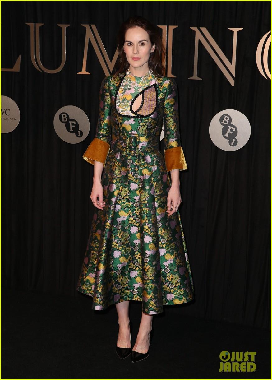 Keaton Jones Fundraising >> Tilda Swinton Joins Joanne Froggatt & Michelle Dockery at Luminous Gala in London: Photo 3967727 ...