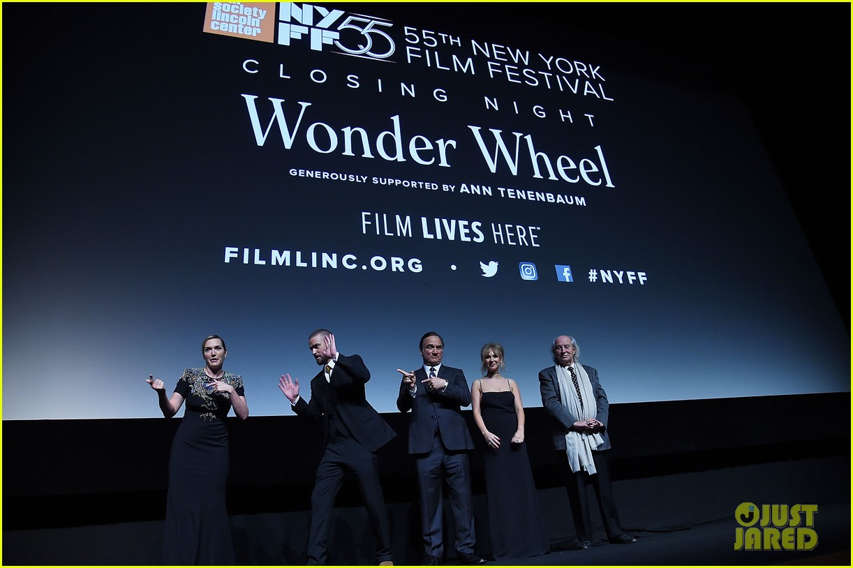 justin timberlake goofs off with kate winslet at wonder wheel premiere 013973273