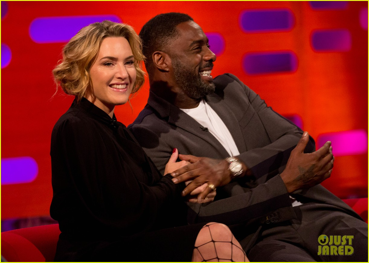 kate winslet reveals idris elba has a thing for feet on graham norton show 033969011