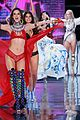 alessandra ambrosio announces retirement from victorias secret fashion show 19