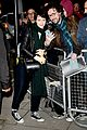 claire foy matt smith greet fans 06