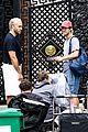 darren criss and edgar ramirez get into character on assassination of gianni versace set 08