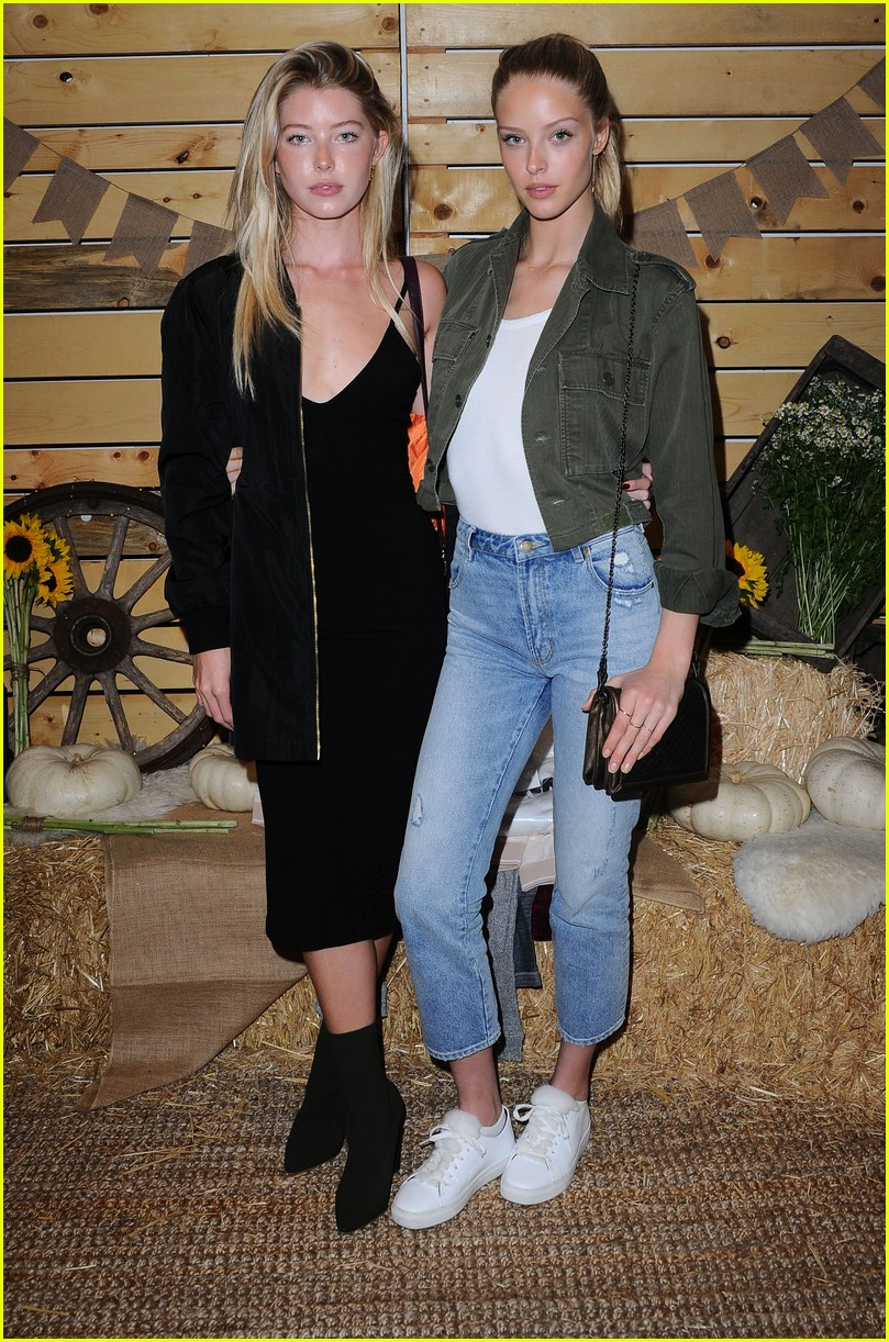 cara delevingne january jones jessica szohr and more step out for fall fashion event 073988069