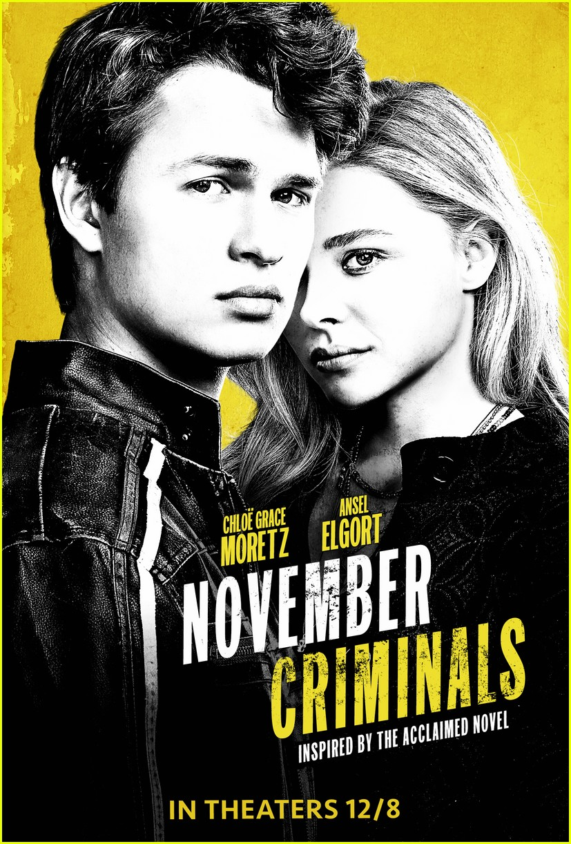 ansel elgort gets serious in new november criminals stills exclusive 043985366