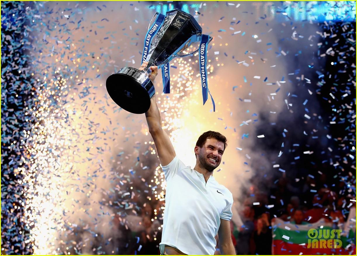 grigor dimitrov dedicates his atp win to nicole scherzinger 213990852