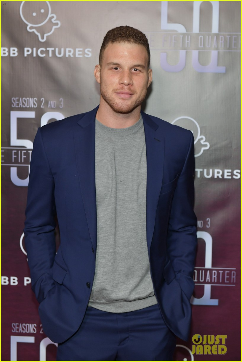Kendall Jenner & Blake Griffin Attend 'The 5th Quarter ...