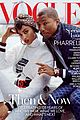 pharrell williams vogue december 01