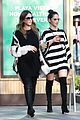 pregnant jessica alba and olivia munn step out for stylish lunch 05
