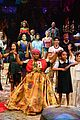 laverne cox tituss burgess buddy up at once on this island broadway opening 02