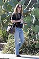 dakota johnson december walking 02