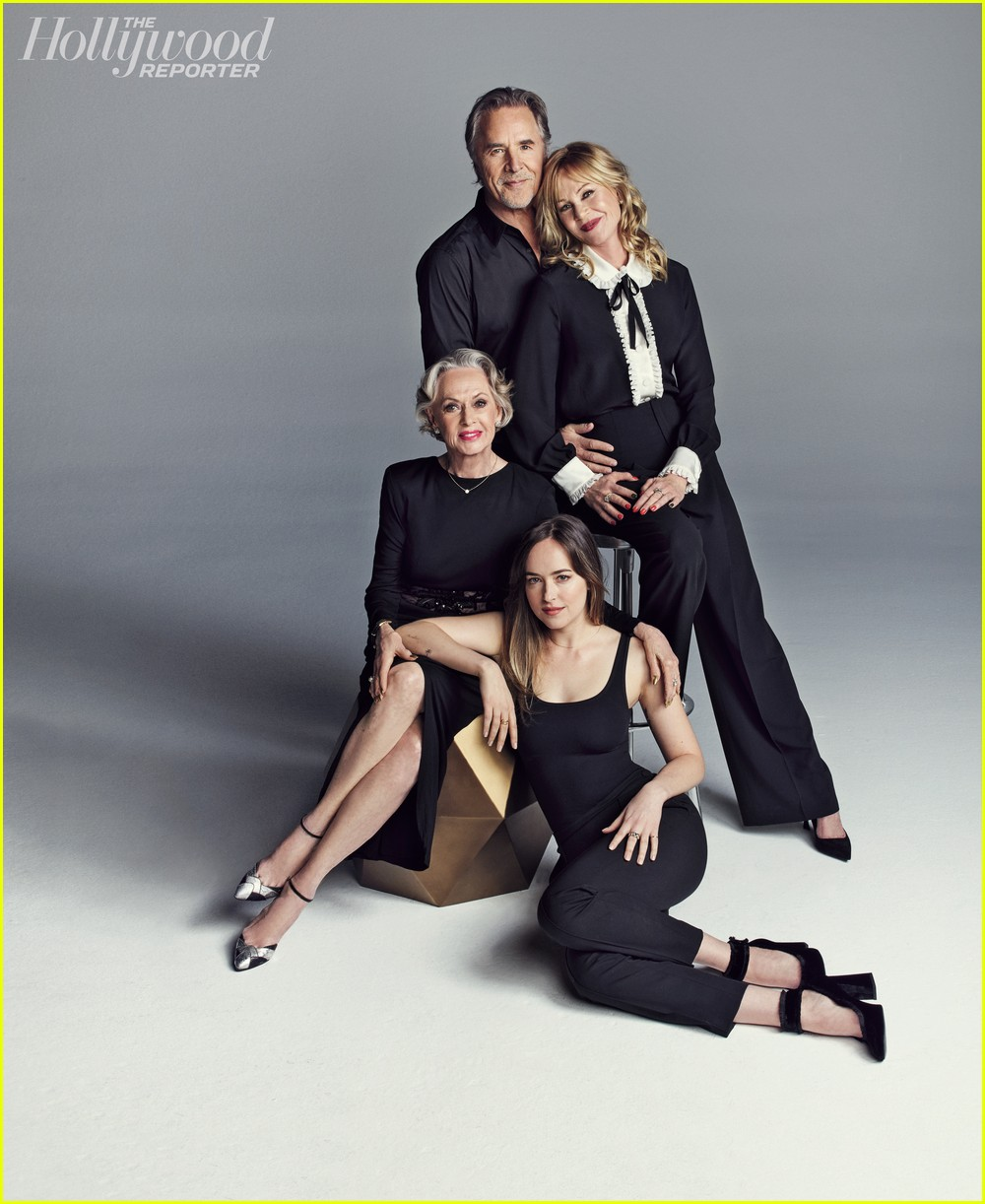 dakota johnson family hollywood reporter 024003363