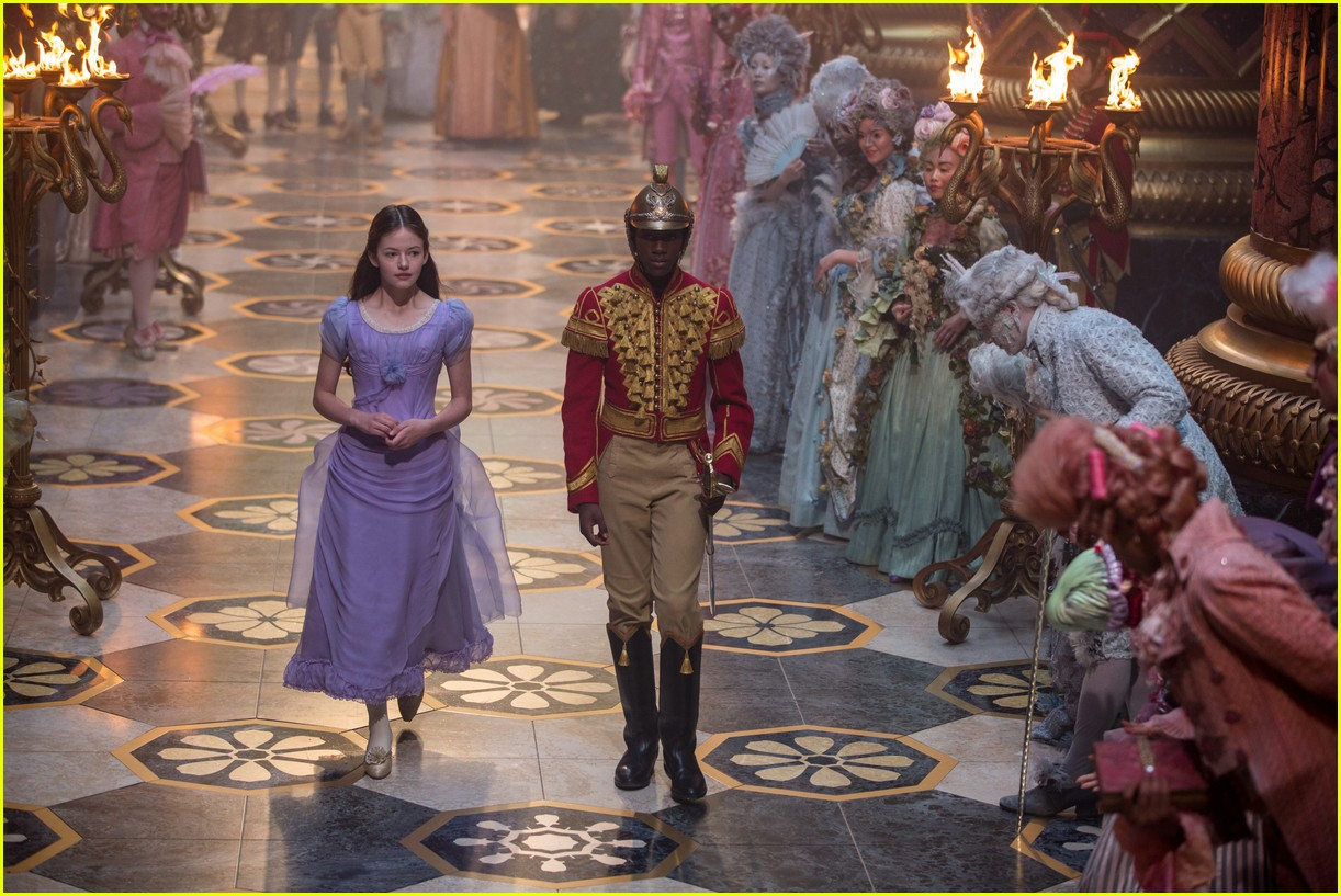 disneys the nutcracker amp the four realms debuts teaser