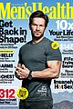 mark wahlberg mens health january 08