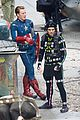 avengers set photos january 10 02