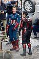 avengers set photos january 10 10