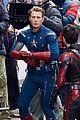 avengers set photos january 10 18