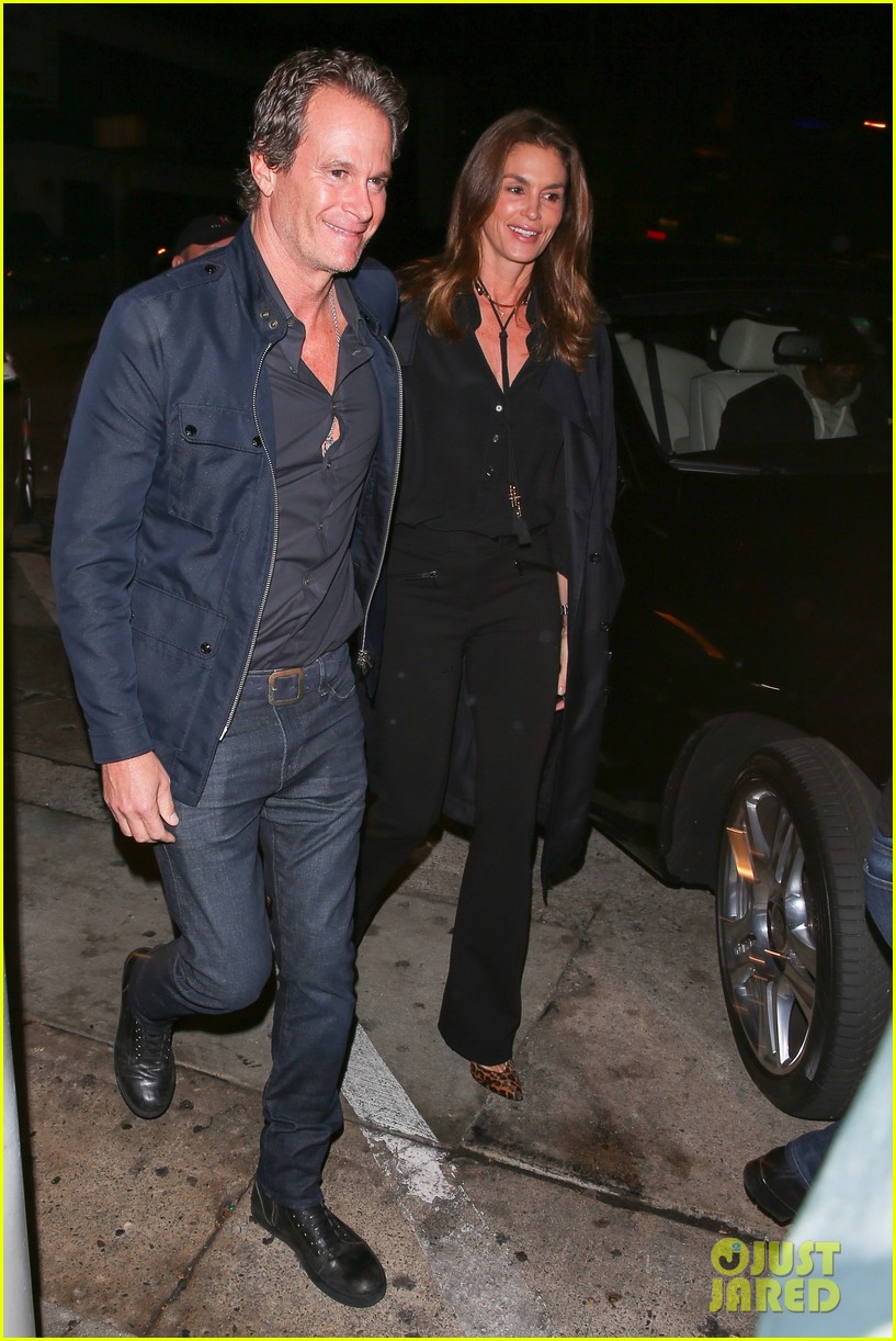 cindy crawford rande gerber step out for date night in weho 034014355