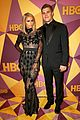 paris hilton chris zylka golden globes 2 018 party 01