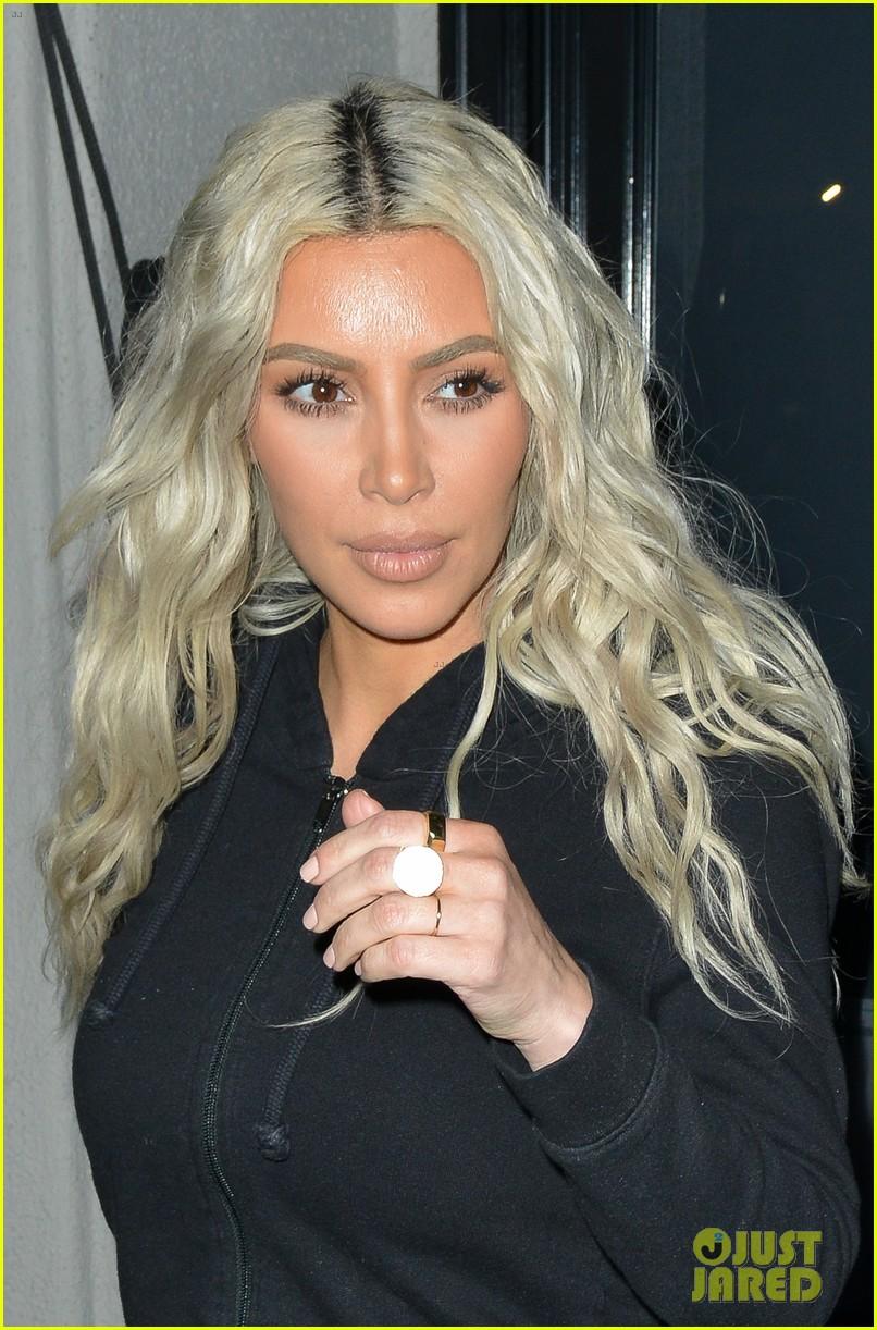kim kardashian kanye west craigs dinner 024014157