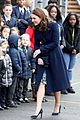 kate middleton shows off baby bump during reach academy visit 01