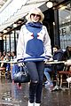 kylie minogue and melissa george get their fashion show fix in paris 23