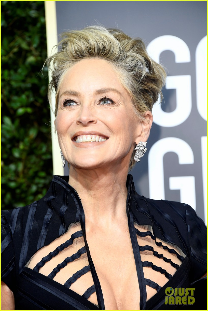 Michelle Pfeiffer Sharon Stone Amp Gillian Anderson Hit The