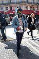 cara delevingne keeps covered up in paris 01