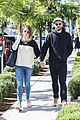 jamie dornan wife amelia warner kick off weekend with shopping 32