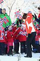 kate middleton prince william visit ski slopes norway 16